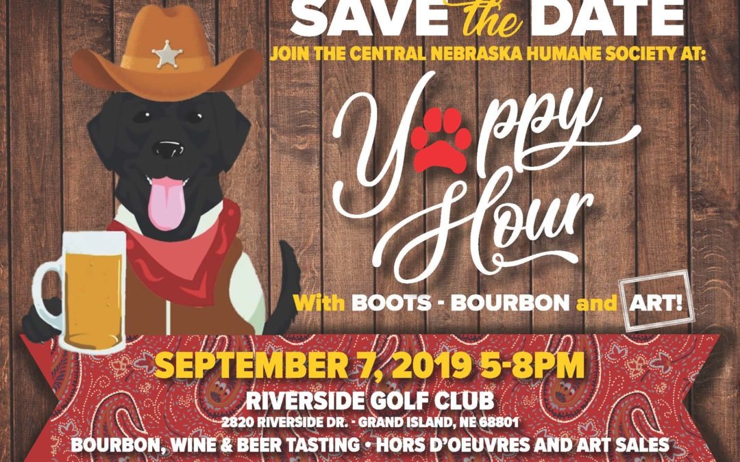 Yappy Hour Sept. 7, 2019